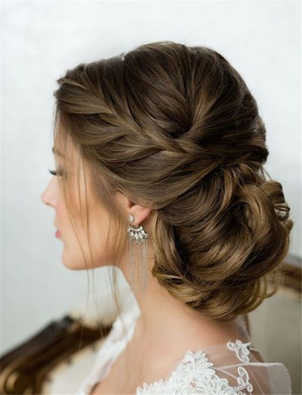 125 Amazing Updos For Short Hair