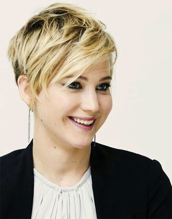2 Celebrities with Great Fondness for Short Layered Haircuts