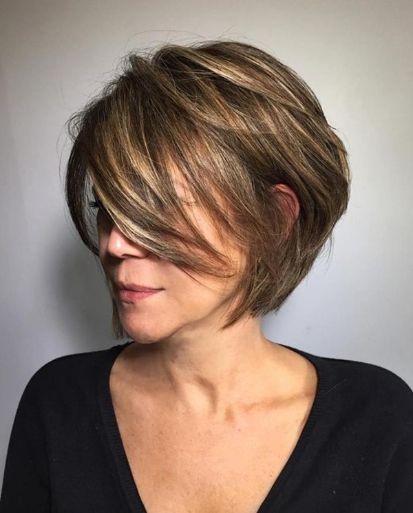 Easy To Follow Short Layered Haircuts Tutorials
