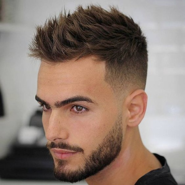 55 Classic Tapered Haircut For Men