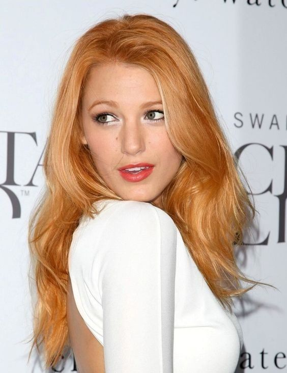 Two Color Hair Dyeing: 101 Strawberry Blonde Hair Color Ideas