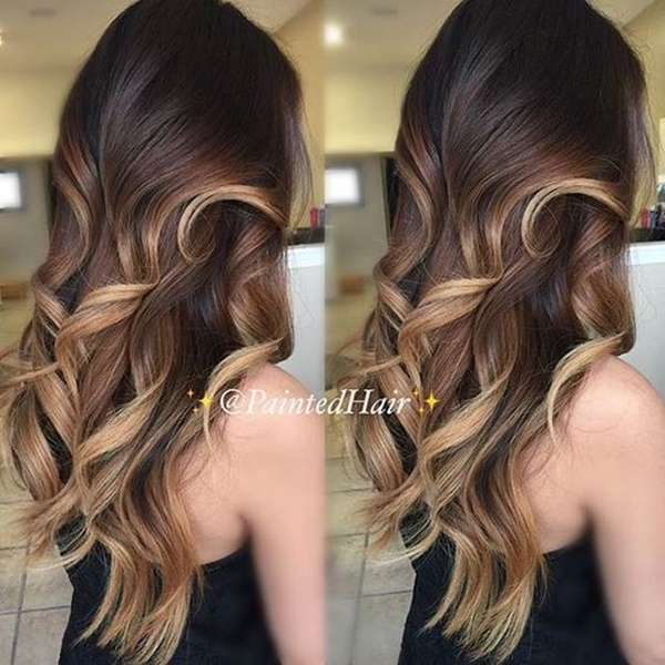 45 Stunning Ideas For Styling Your Caramel Highlights Reachel