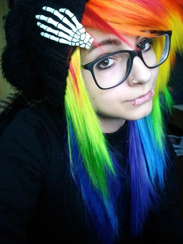 155 Best Emo Hairstyles For Girls Reachel