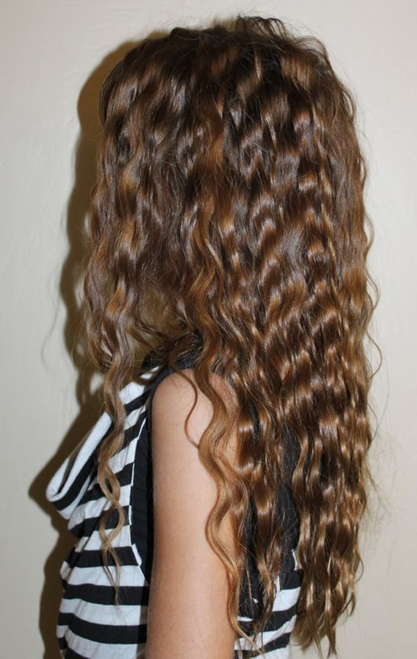 crimping hair style 125 crimped hair ideas trending styles of 2018 1322 | crimp 14051819