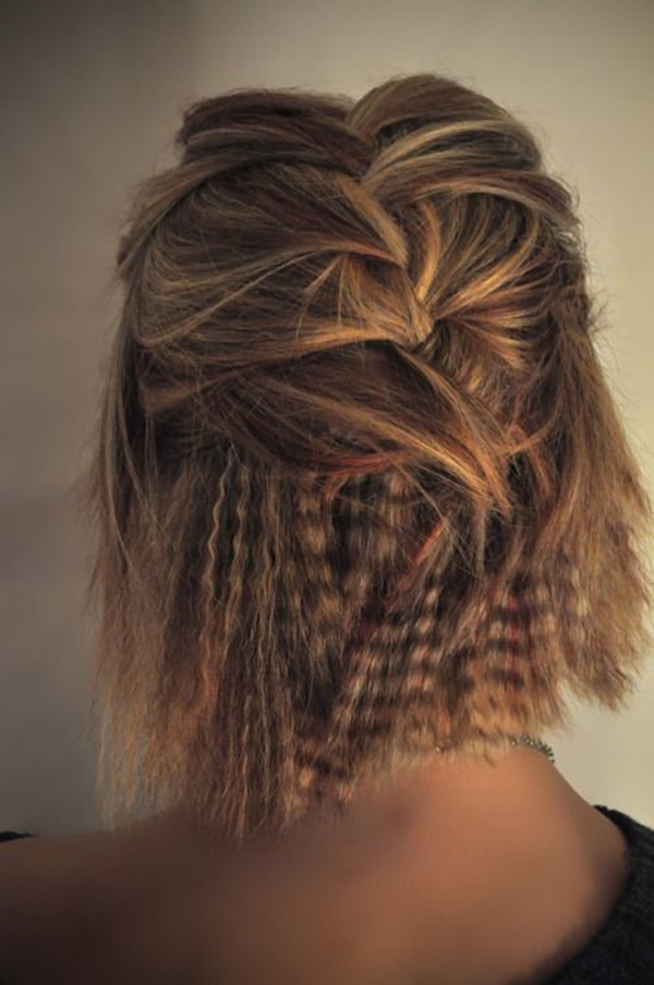125 Crimped Hair Ideas   Trending Styles of 2018