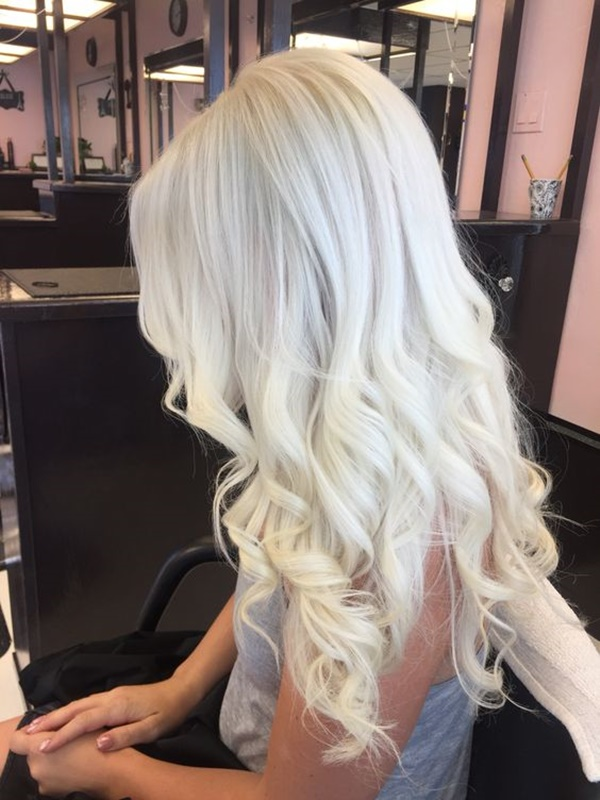125 Icy White Platinum Hair Color Ideas And Tips Reachel